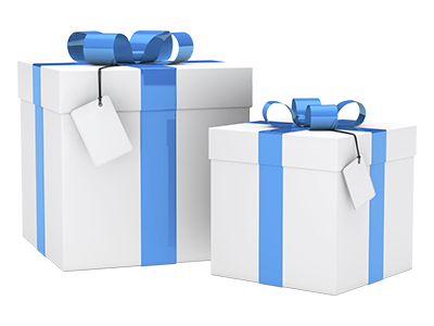 Free Of Cost Gifts for all of Your webpages